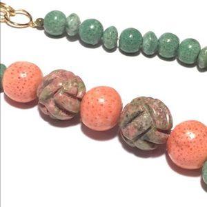 Katia Design Garbo Stone Necklace